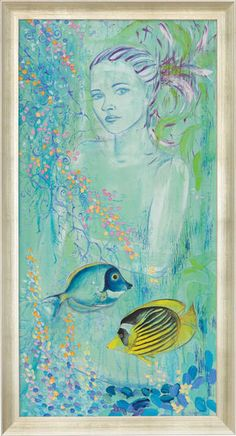"Vlada Hauser: Picture ""Mermaid"""