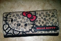 Loungefly Hello Kitty Trifold Wallet  NEVER USED FREE SHIPPING SAME DAY #HelloKitty #Trifold