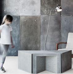 beton platen voor badkamers, sauna\'s   BETONLOODS.NL   Betonnen ...