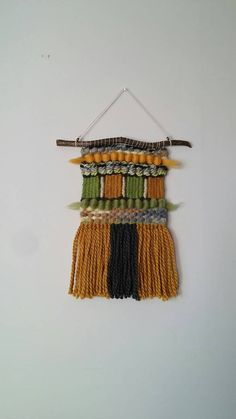 Hey, I found this really awesome Etsy listing at https://www.etsy.com/listing/274932380/handmade-woven-wall-hanging