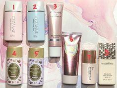 実験で判明!崩れにくい化粧下地+ファンデーションの商品名は - Peachy(ピーチィ) - ライブドアニュース Make Beauty, Beauty Makeup, Japanese Makeup, Marshmallow, Makeup Cosmetics, Serum, Lipstick, Make Up, Skin Care