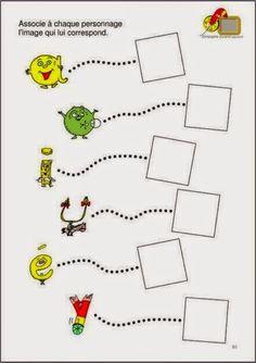 Apprendre en s'amusant: Débuter avec les alphas (suite) Grade 1 Reading, Teaching Aids, Activities, Education, Learning, Kids, Montessori, Orange Fr, Future