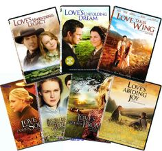 Love Comes Softly Series based on the books by Jeannette Oke, some of my favs!
