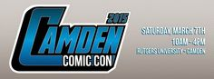 Gilbert Curiosities: Steampunk Granny Chats with Camden Comic Con's Bil...