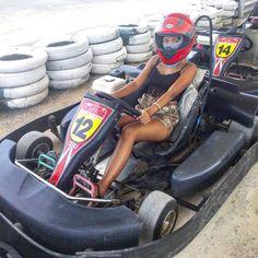 いいね!16件、コメント1件 ― Thrisia Dangさん(@dangmonkeyy)のInstagramアカウント: 「If it scares you it might be a good thing to try. 🏎🔥 #rideordie #gokart #adventure #damn #takearisk」
