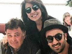 Ranbir is a Family Man http://www.ndtv.com/video/player/news/ranbir-is-a-family-man/381616