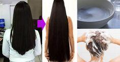 Esta mujer aplicó esto en su pelo y su cabello creció en solo un mes – Curiosa Salud