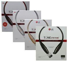 Original LG Tone Infinim HBS-900 Infinim Bluetooth Headeset Several Colors #LG