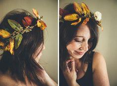 diy // autumn floral crown — The Arrow House Diy Autumn, Diy Crown, Floral Crown, Diy Tutorial, Beads, Crowns, Arrow, Cord, Crafty