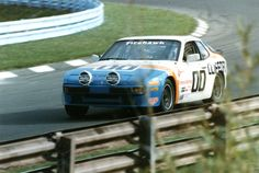 Car 80 - 1984 Porsche 944 - The last race of the season - The Watkins Glen 24-Hour and the best finish yet for the Porsche - 6th in class.  My co-drivers included Larry Moulton, Steve Clifford and Dr. Bill Seare.