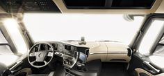Inside the new Actros