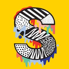 Type Illustration, 36 Days Of Type, Lettering Design, Graffiti, The Creator, Letters, Projects, Instagram, Inspirational