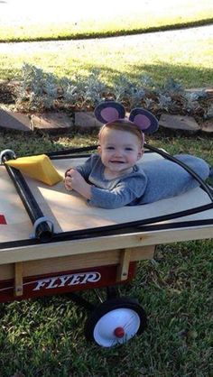 Cute Mousetrap Halloween Costume :)