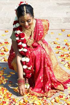 Beautiful Traditional Indian Bride