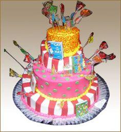Custom birthday cake new york