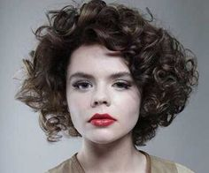 30 Curly Short Hairstyles 2014 - 2015   Short Hairstyles & Haircuts 2017