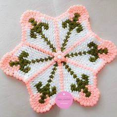 Otomatik alternatif metin yok. Filet Crochet, Crochet Motif, Crochet Doilies, Crochet Hats, Manta Crochet, Stars And Moon, Elsa, Diy And Crafts, Christmas Tree