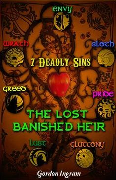 7 Deadly Sins - read, comment, vote and fan! #wattpad