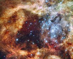star cluster R136
