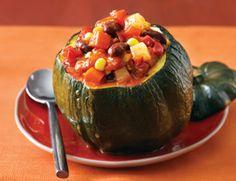 South American Squash and Vegetable Ragoût