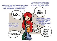 The Mortal Instruments - Questions and responds 21 by ~Felwyn on deviantART