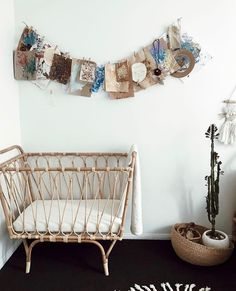 Babies room Bohemian Baby, Bassinet, Baby Room, Babies, Bed, House, Inspiration, Furniture, Ideas