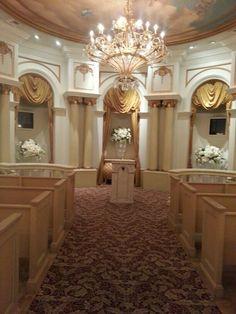 Paris Hotel Wedding Chapel Las Vegas