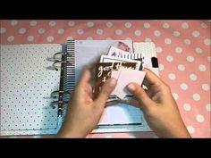 Mijn Heidi Swapp Planner - Uitpakken Heidi Swapp Planner - YouTube