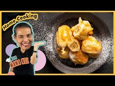 Marion's Kitchen is packed with simple and delicious Asian recipes and food ideas. Thai Dessert, Thai Banana, Banana Fritters, Fried Bananas, Dessert Recipes, Desserts, Kitchen Recipes, Asian Recipes, Food Inspiration