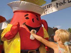 Kool Aid Days in Hastings, Nebraska.  Did you know Kool Aid was invented in Hastings?  True Story