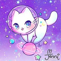 Cat wallpaper misc stuff i likes kawaii drawings, kawaii anime und cute ani Kawaii Anime, Chat Kawaii, Cute Anime Chibi, Kawaii Chibi, Kawaii Cat, Kawaii Doll, Cute Kawaii Animals, Cute Animal Drawings Kawaii, Images Kawaii