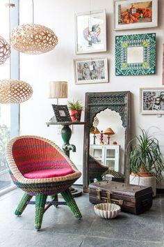 That chair = bliss!