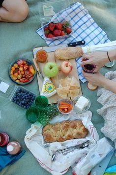 picnic by Kim Paige