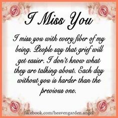 I miss you, Dad! I Miss My Daughter, Missing My Husband, I Miss You Dad, Missing You Quotes For Him, Miss You Mom, I Miss You Quotes, Dad Quotes, Mother Quotes, Qoutes