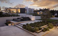 Los Angeles Architect house design Laguna Beach   McClean Design