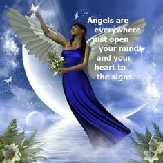 136 Best ANGEL SIGNS & QUOTES {^¡^} images in 2019 | Angel