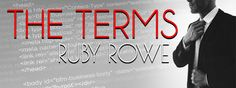 Author Ruby Rowe: The Terms: Part One Audible Release Blitz!