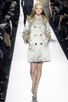 Michael Kors Collection Fall 2007 Ready-to-Wear Fashion Show - Vlada Roslyakova