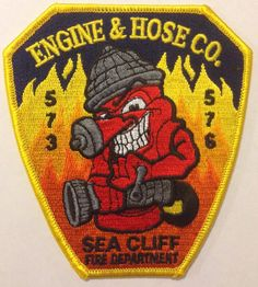 Sea Cliff Fire Department Engine & Hose Company