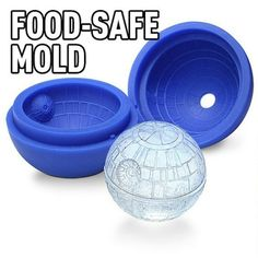 Death Star Silicon Food Mold, $15.99 ExcellentForm | Etsy Wednesday: Star Wars Finds For Every Jedi