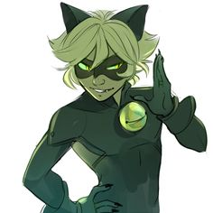 So many people have been recommending to watch Miraculous Ladybug so I finally did! Of course I had to draw Chat Noir