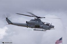 Bell Textron AH-1Z Cobra HMLAT-303 ATLAS