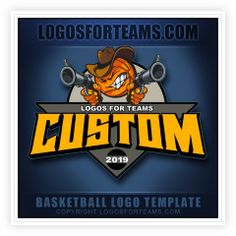 Basketball Logo Template O3