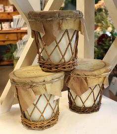 (Sugar Cone & Clove Scent) Park Hill Collection Candles Park Hill Collection, Sugar Cones, Planter Pots, Candles, Pillar Candles, Lights, Candle