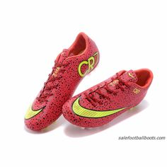 Nike Mercurial Vapor Superfly IIII X CR7 AG Red Black Green  63.99 82bd020de0481