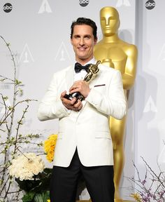 Matthew McConaughey talks about 'True Detective,' his pal Woody Harrelson and the McConaissance