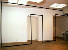 Wall Projection Installation by Jose Davila - CubeMe Design Despace, Stand Design, Wall Design, Architecture Details, Interior Architecture, Interior And Exterior, Commercial Design, Commercial Interiors, Projection Installation