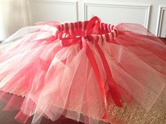 homemade tutu's. totally have to try this for delilah's birthday!