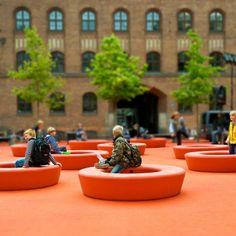 modern urban furniture