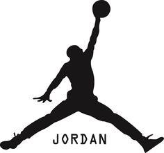 Michael Jordan Basketball nouveaux Stickers par designs4walls